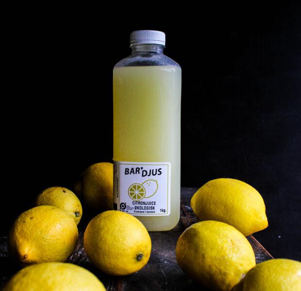 øko citroner