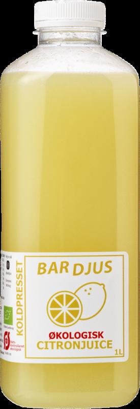Øko citron (k)