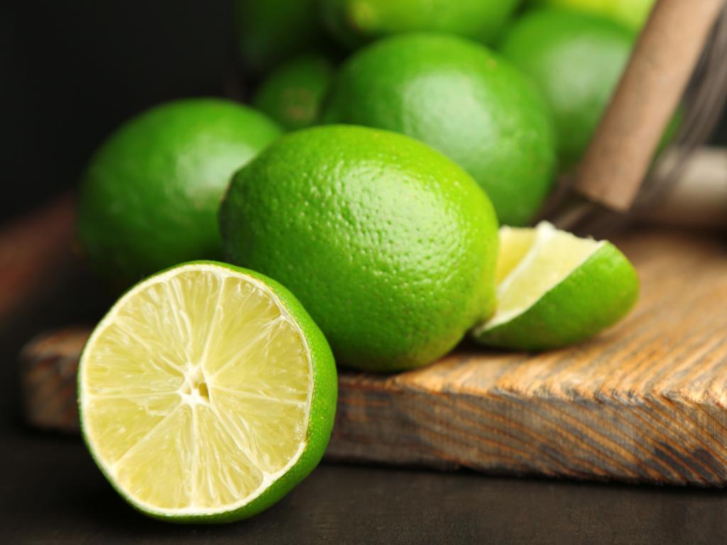 Friskpresset lime juice