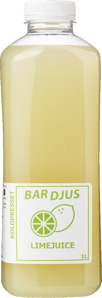 Bardjus frossen limejuice