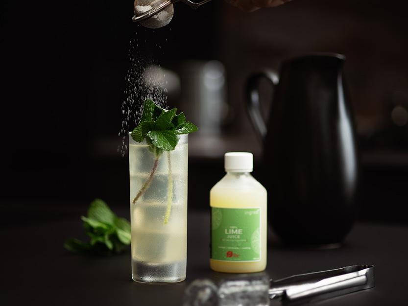Ingredi friskpresset limejuice